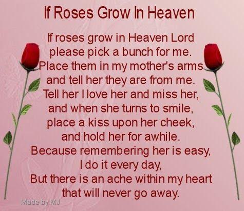 best daughtern law | Happy Birthday (In Heaven) To The Best Mother-In-Law A Daughter-In-Law ...