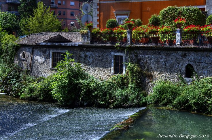 Italia - Isola del Liri (FR)