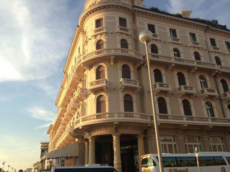 Grand Hotel Principe Di Piemonte a Viareggio, Toscana