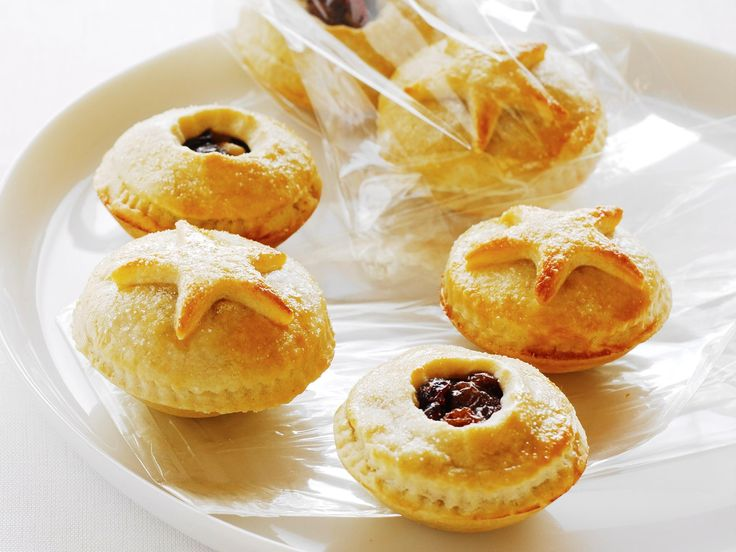 Christmas would not be complete without a rich and fruity homemade mince pie.