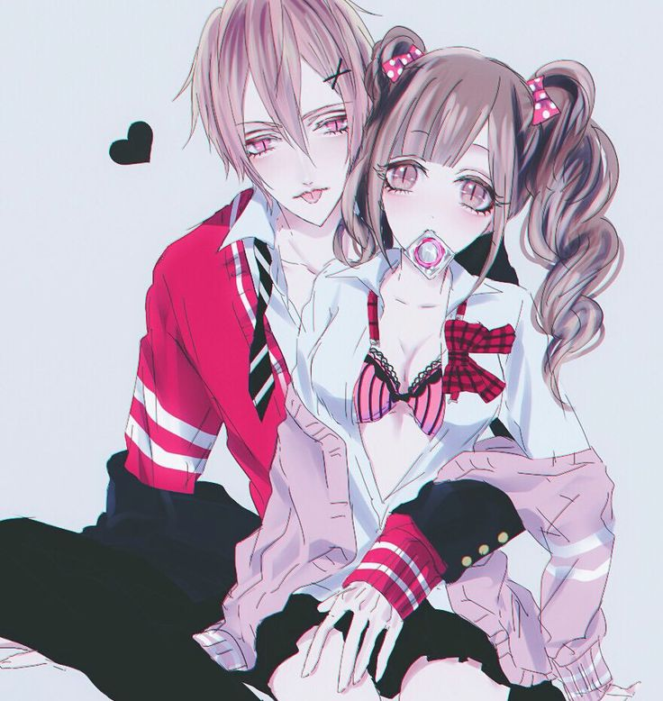 #anime #love #couple