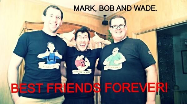 Mark - Markiplier Bob Wade - LordMinion777