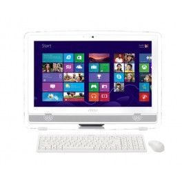 """MSI Wind Top AE220-030EU MSI AE220-030EU Wind Top, 54.61 cm (21.5""""), 1920 x 1080 Pixeles, Multi-touch, 1.3 GHz, AMD E, E2-3800"""
