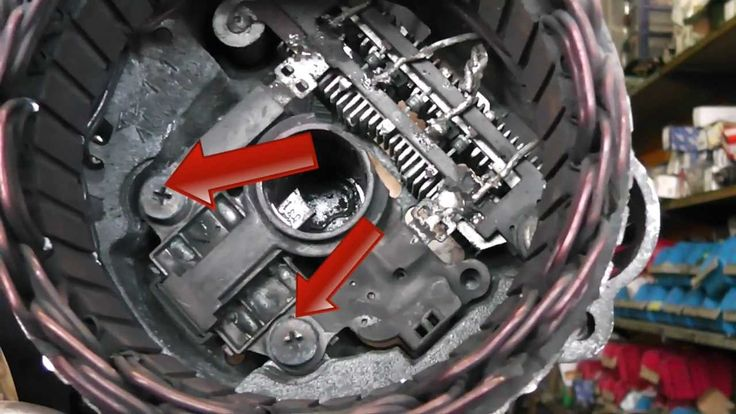 http://www.strictlyforeign.biz/default.asp Mitsubishi alternator repair / brush change. Fits Pajero, Kia,Pegeot and...