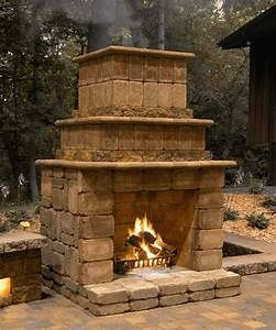 Fire Rock Outdoor Fireplaces | Patio Town