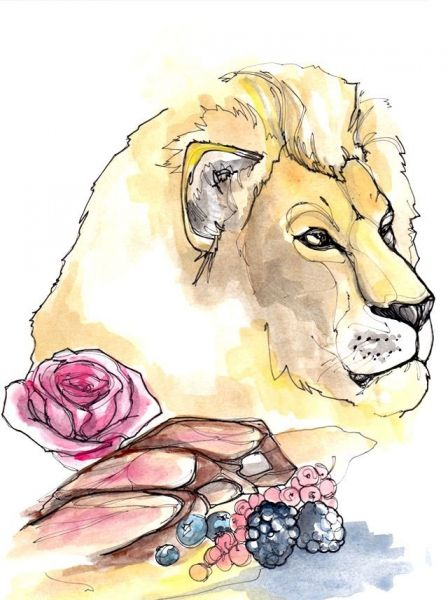 ricetta per segno zodiacale leone - MarieClaire