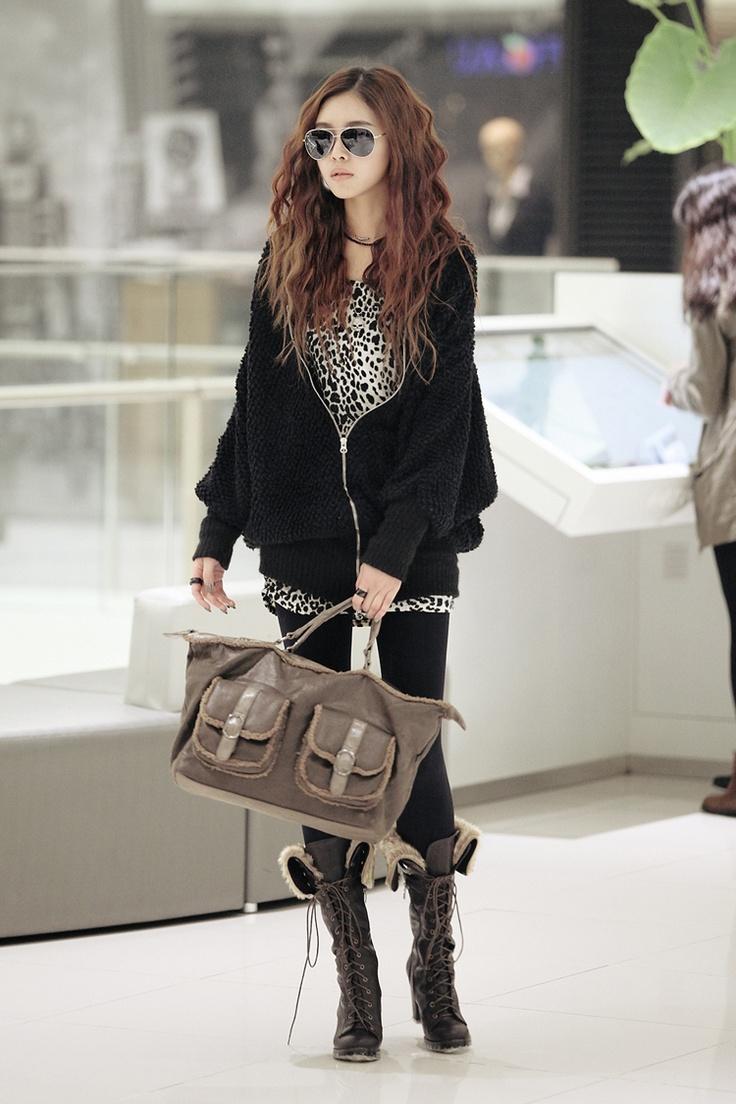 Hair Color Ropa Femenina Korea Del Sur Pinterest Korea Del Sur Ropa Asi Tica Y Moda Asi Tica