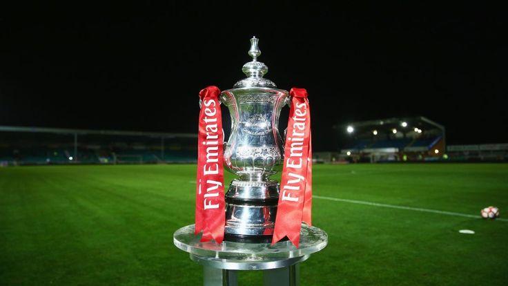 Non-league Woking, Guiseley force FA Cup replays vs. Bury, Accrington