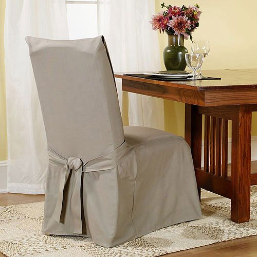 1147 From Walmart Parsons Chair Cover Diy ChairFormal Dining RoomsDining Room SlipcoversDining
