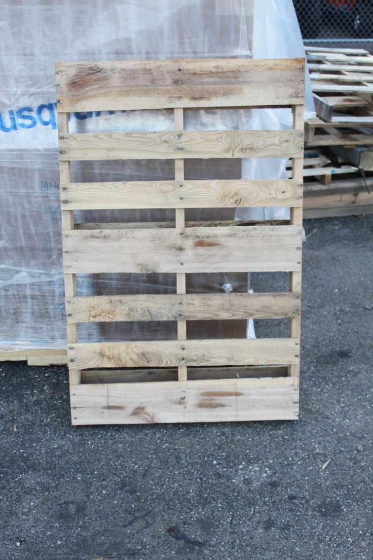 6 Simple Tips To Finding Good Pallets and Salvage Wood For Free