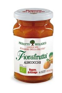 Fiordifrutta all'Albicocca ha tutto il sapore dell'albicocca appena colta. Ottima da usare per crostate e dolci.