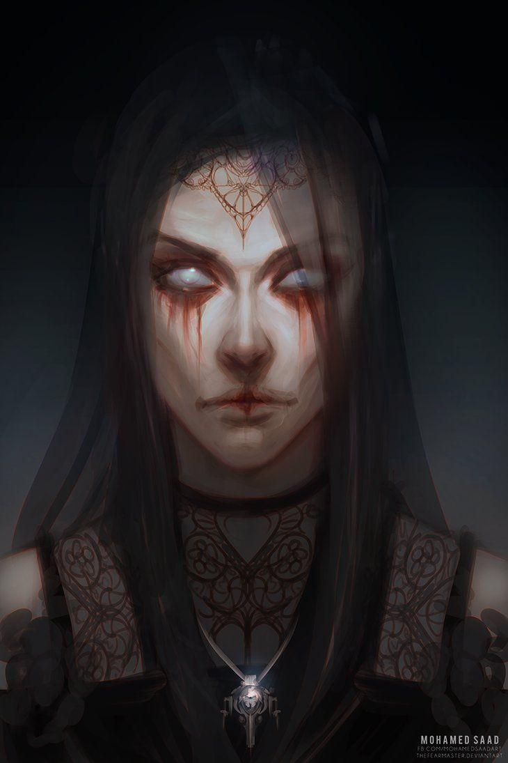 Fantasy Character Art Inspiration