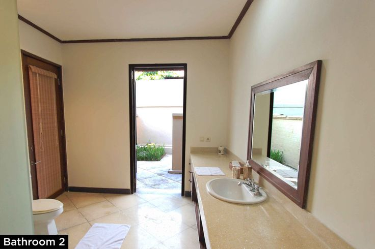 Bathroom 2 • PRIVATE POOL VILLA ON SANUR, BALI • FOR SALE • 800m2 land area • 2 Bedroom villa with private pool • Gated estate with expatriate villas • 24 hours security • 500 metres from bypass Sanur • 25 years leasehold • For Enquiries: (+62) 0819 9941 1123 • Email: info@villakambojasanur.com