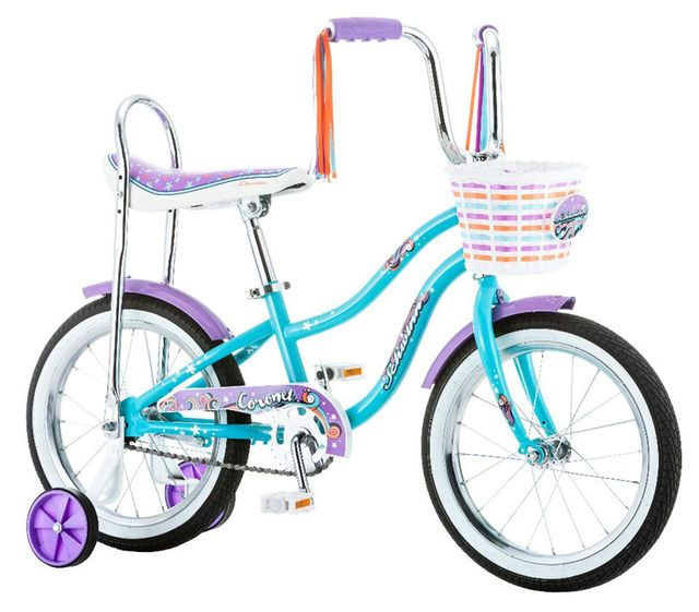 Girls 16 inch Schwinn Coronet Bike