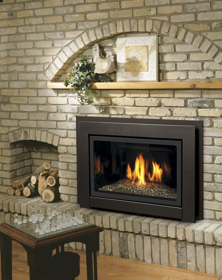 Best 25 Gas Log Insert Ideas On Pinterest