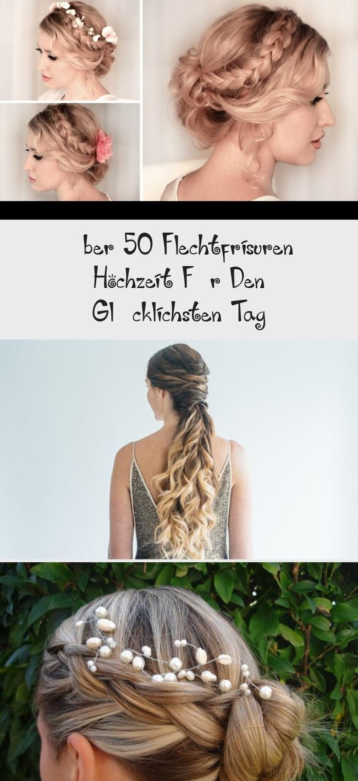 Over 50 Braided Wedding For the Happiest Day