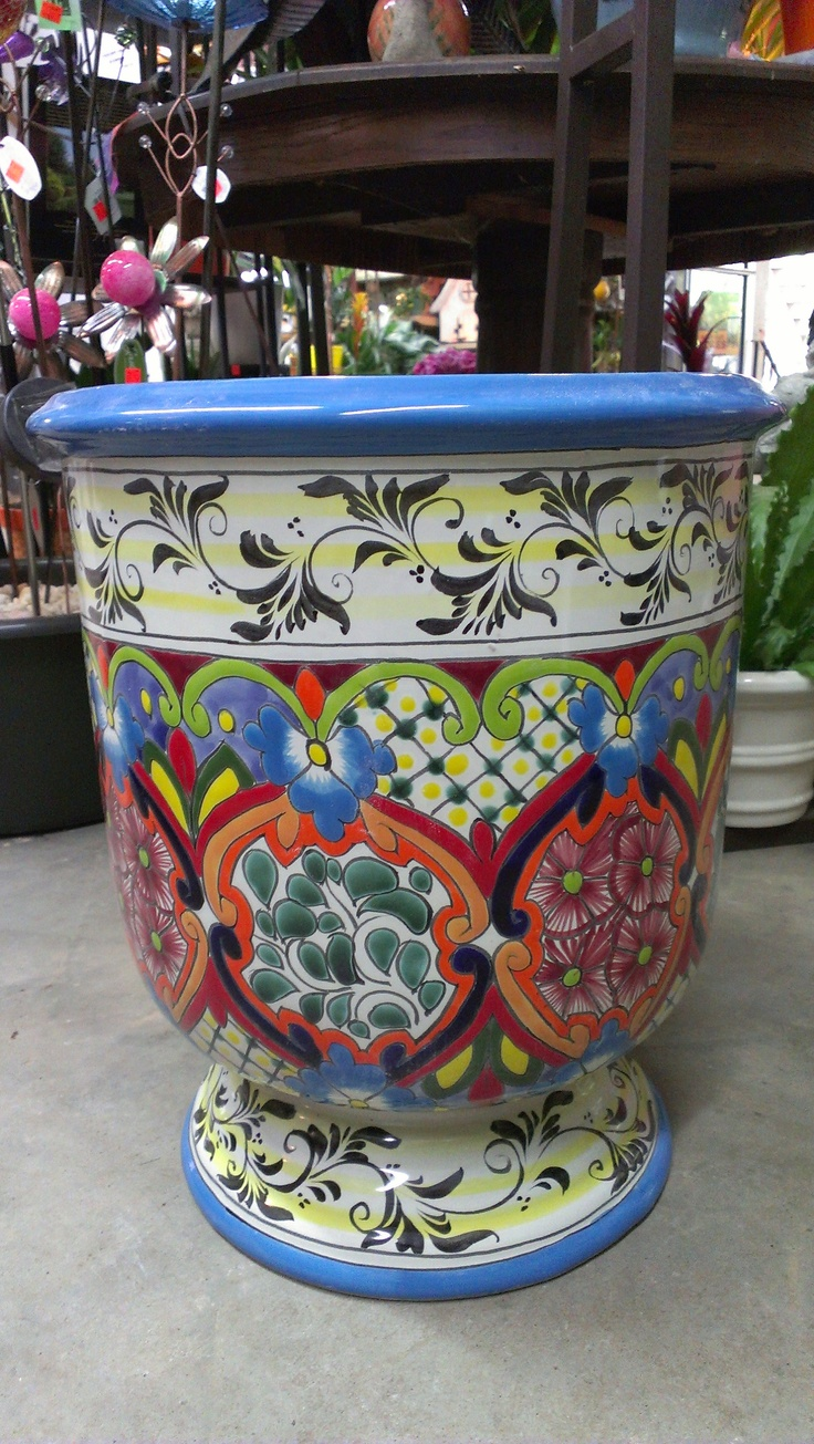 Beautiful Talavera Pottery Now In!
