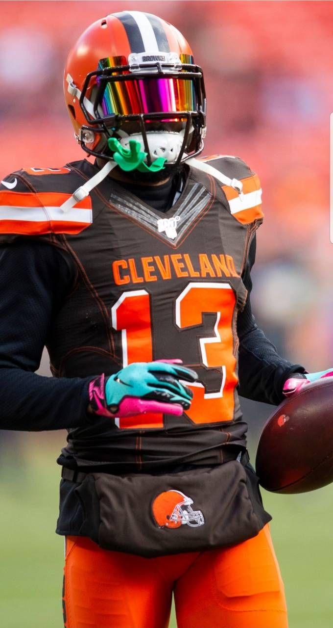 Obj Browns Wallpaper By Oofi4life 62 Free On Zedge In 2021 Nfl Football Players Football Helmets Nfl Football