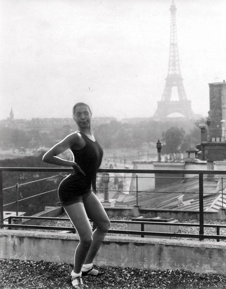 210 best images about eiffel tower on pinterest paris for Josephine baker paris