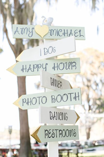 Image result for outdoor wedding signage