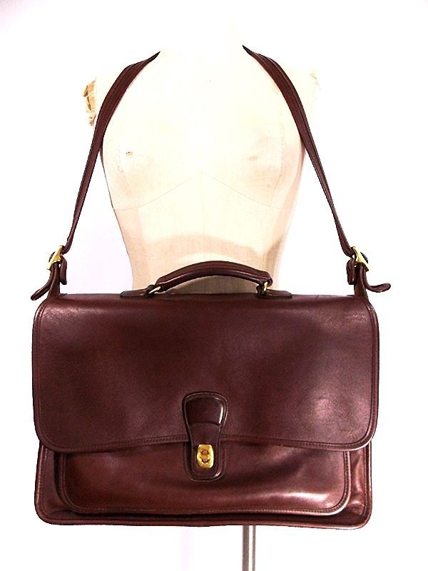 Lastest Im Not That Huge A Fan Of Coach But I Do  It Is Either A Hand Held Bag Or Carried On The Arm Only It Cant Go Over The Shoulder Which Is A Pity Worn With The Long Strap, The Bag Looked Cheapened And Reminded Me Of A Laptop Bag Or