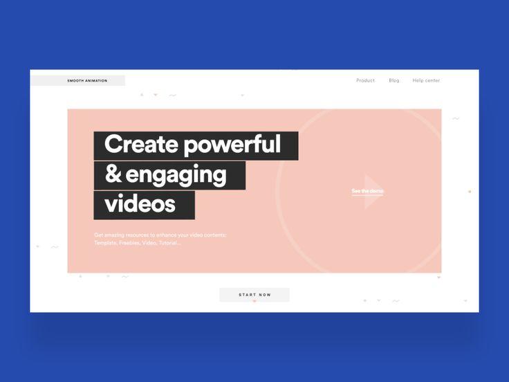 UI Interactions of the week #16 — Muzli -Design Inspiration — Medium