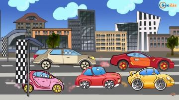 ✔ МУЛЬТИКИ ПРО МАШИНКИ! Гоночные Машины и Автогонки! Racing cars and Races! http://video-kid.com/16591-multiki-pro-mashinki-gonochnye-mashiny-i-avtogonki-racing-cars-and-races.html  Смотрите новую серия про Гонки машинок на гоночной трассе! В этом мультике про машинки дети посмотрят на самые настоящие гонки, и на то как машинки идут к финишу. Кто же получит главный приз? Супергонки по городу! Скорей к экрану!  Присоединяйся, нас ждут интересные приключения! Watch the new series about the…