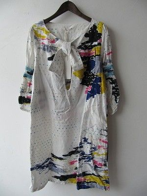 bow and pattern - Mina Perhonen
