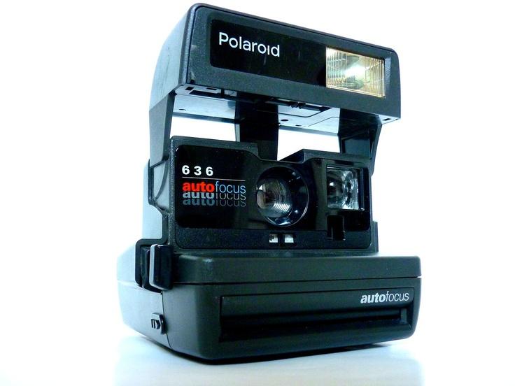 29 best we love polaroid images on pinterest polaroid camera for sale polaroid cameras and. Black Bedroom Furniture Sets. Home Design Ideas