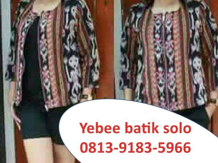 Jual baju batik surabaya , hub 0813 9183 5966