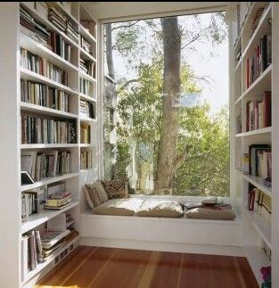 I would live in this space all day