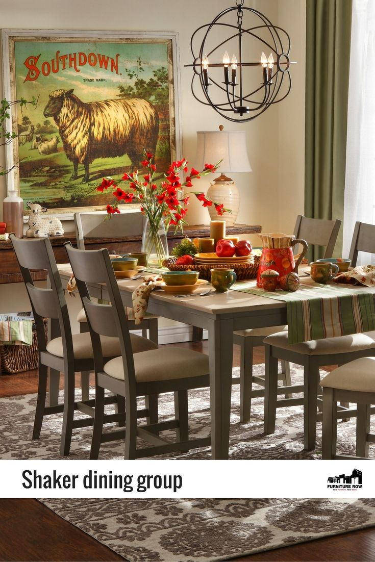 Best Images About DINING On Pinterest Traditional Warm And - Shaker dining room chairs
