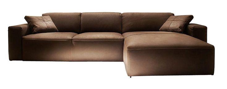 die besten 17 ideen zu ecksofa leder auf pinterest couch. Black Bedroom Furniture Sets. Home Design Ideas