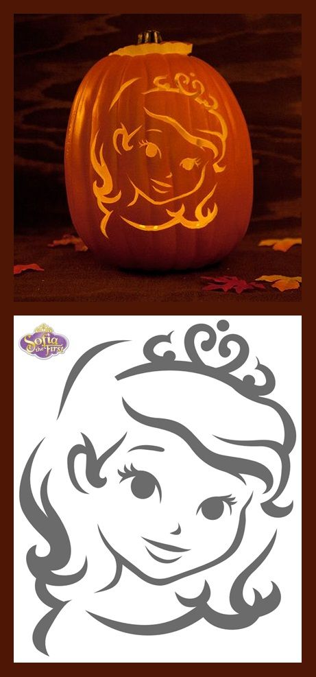 Sofia pumpkin template                                                                                                                                                                                 More