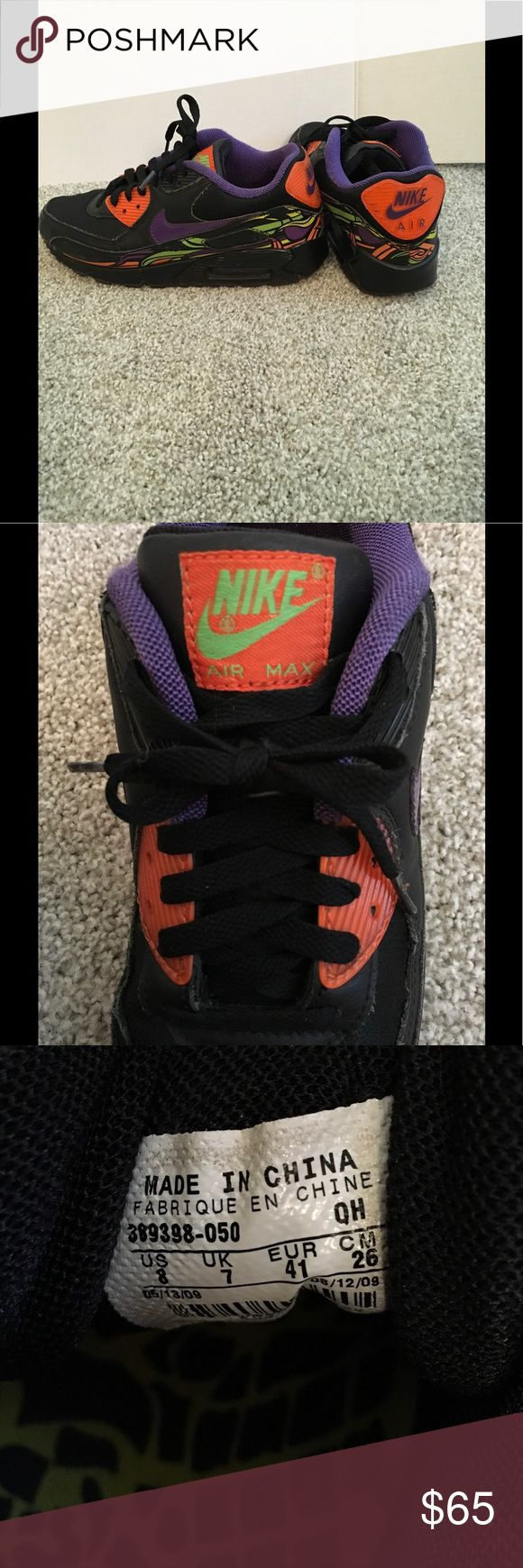 Exclusive Air Max Sneaker Minor scuffs but in great condition and exclusive design! Nike Shoes Sneakers