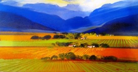 Hexriver Valley - Alice Art Gallery