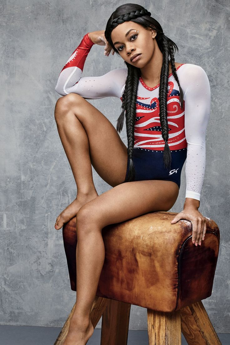 Gymnast Gabby Douglas Is Determined to Make Olympic History Again.