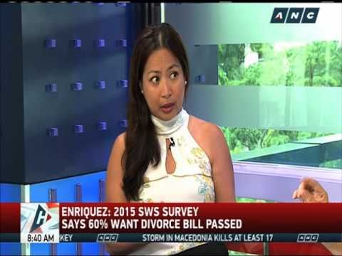 Divorce law may be beneficial to couples' children: group - WATCH VIDEO HERE -> http://bestdivorce.solutions/divorce-law-may-be-beneficial-to-couples-children-group    SAVE YOUR MARRIAGE STARTING TODAY (Click Here)   A feminist group supporting the divorce bill on Monday explained that the proposed law can reduce the chances of women being kept in abusive marriages. Subscribe to the ABS-CBN News channel! – Visit our website at Facebook: Twitter: WIN...