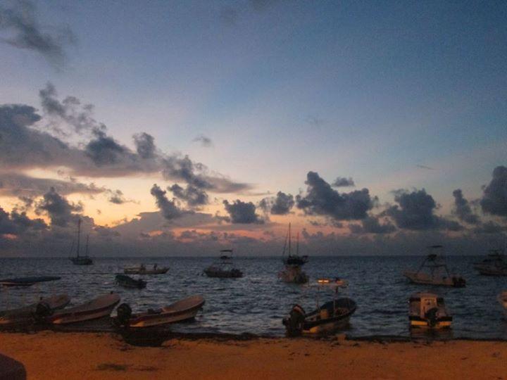 900 best riviera maya sunrise sunsets images on pinterest for Puerto morelos fishing