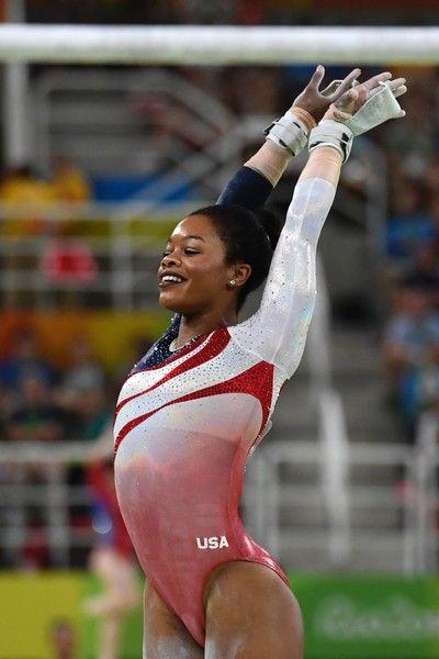 2016 Rio Olympic Games Women's Team Final-- Gabby Douglas