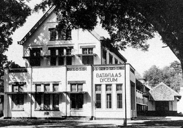 Lyceum CAS, Batavia