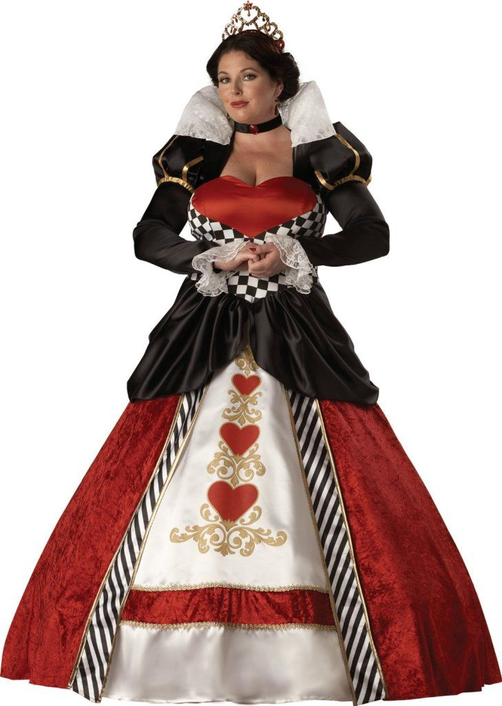 Best 25 disney villain costumes ideas on pinterest disney plus size alice in wonderland costumes find your theme with our queen of hearts plus size costume great for costume parties and halloween solutioingenieria Choice Image