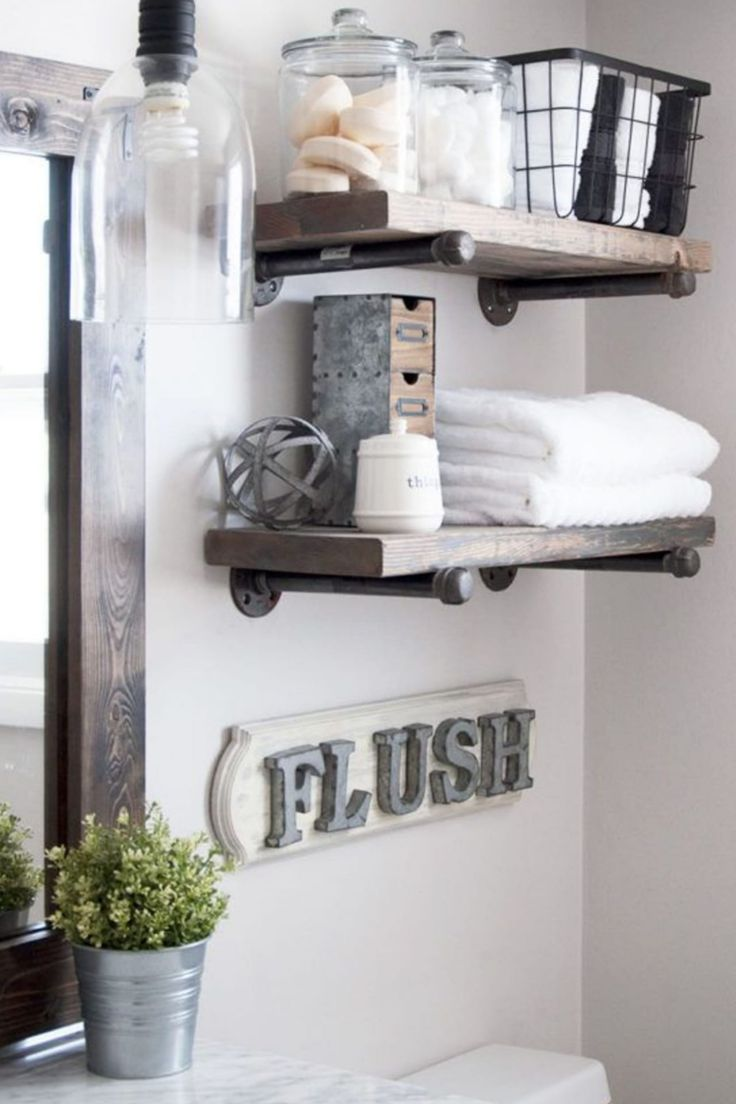 bathroom shelves beautiful and easy diy bathroom space on creative space saving cabinets and storage ideas id=65186