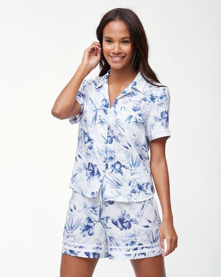 Main Image for Twilight Garden Pajama Short Set