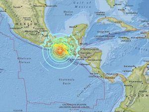 Σεισμός 8 ρίχτερ στο Μεξικό.