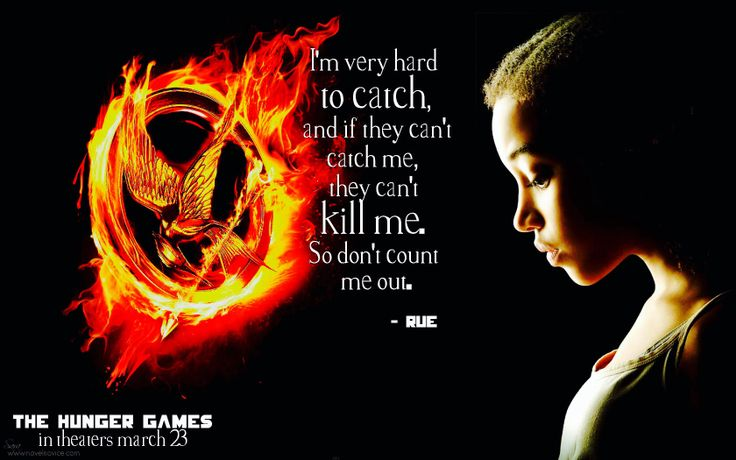 Rue District 11 {Hunger Games}