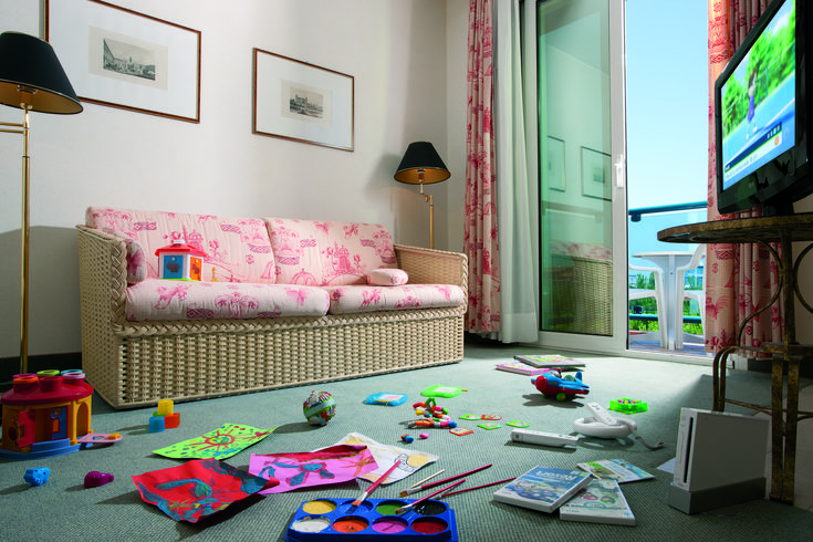 Tailor-made services for your family vacation! #holiday #family Discover our special family room: http://www.parkhotelbrasilia.com/en/family-special.html