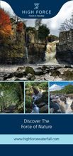 High Force Leaflet Cover