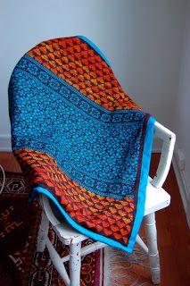 Interesting blanket