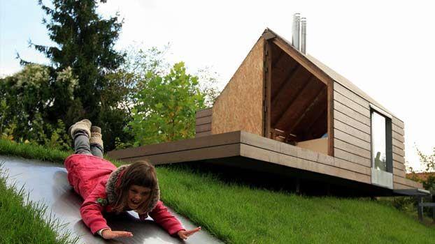 10 Casette in legno abitabili